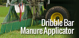 Dribble Bar Manure Applicator