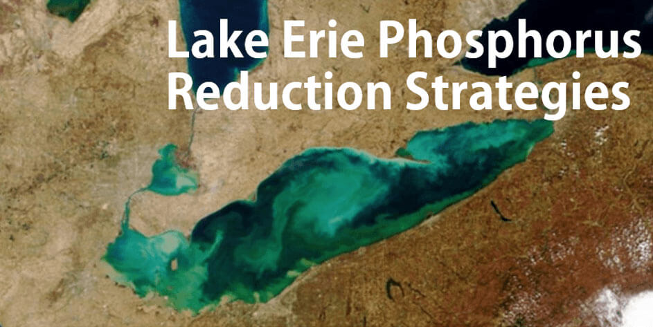 Lake Erie Phosphorous