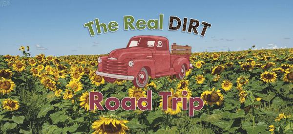 Real Dirt Road Trip