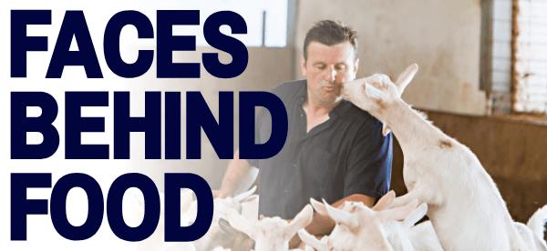 Faces Behind Food