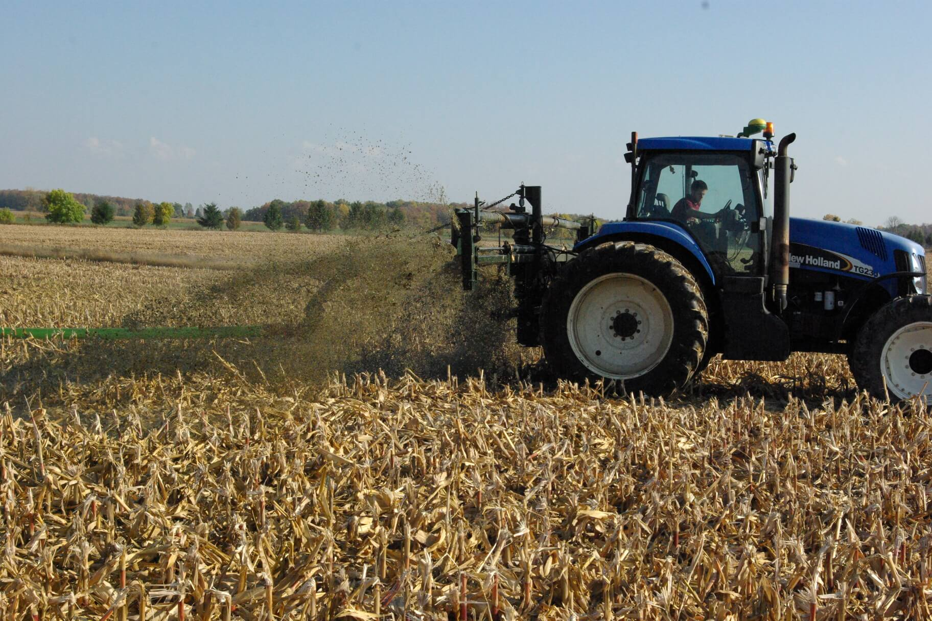 Winter Manure Application: Research Needs and Future Direction