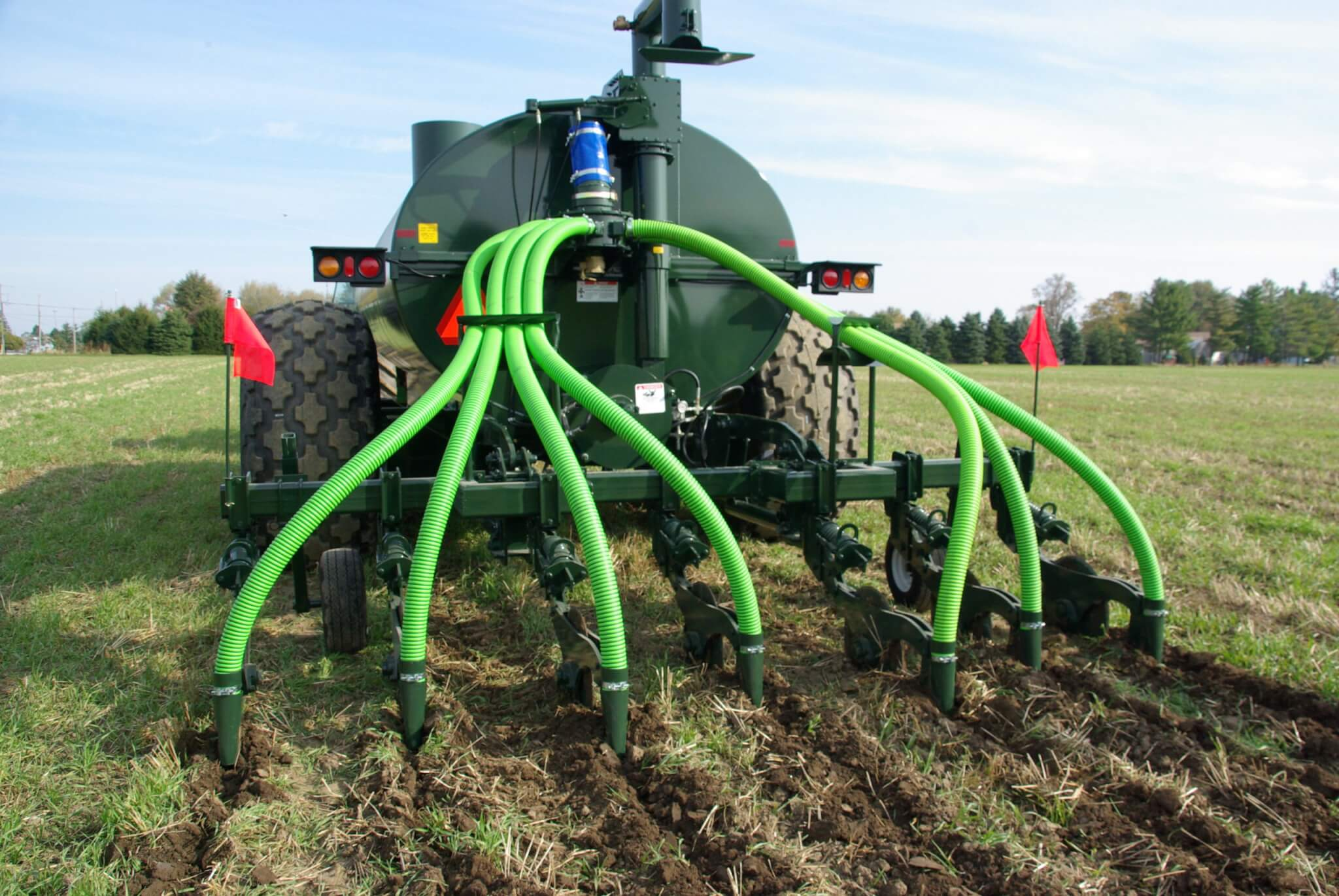 Winter Application of Manure and Other Agricultural Source Materials