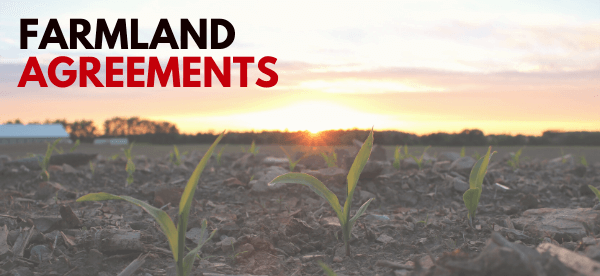 Farmland Agreements