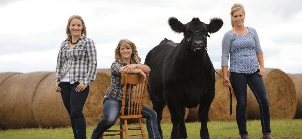 Faces of Farming Calendar
